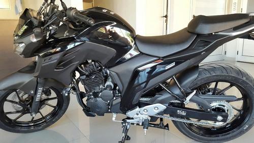 Yamaha Fz25 Fz 25 Contado Efectivo Negra Normotos