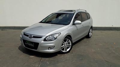 Hyundai I30 Cw 2.0 Gls Automático + Teto Solar + Couro