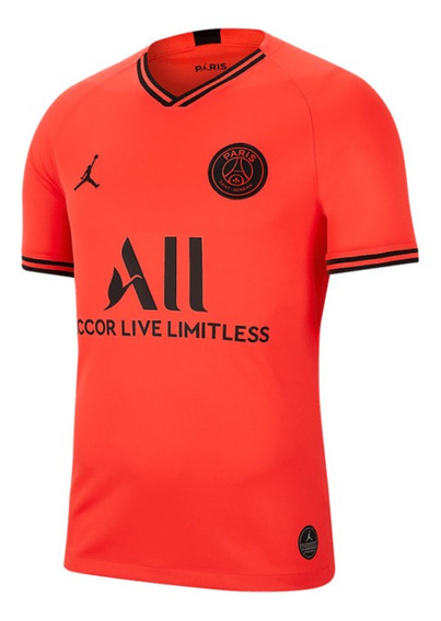 Camisa Nike Psg 2019/20 Torcedor Pro Masculina