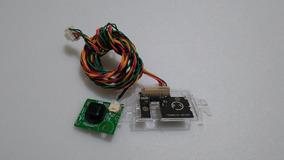 Botão Liga Desliga E Sensor Tv Philips 43pfg5102/78