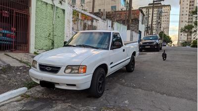 Chevrolet S10 2.2 Cabine Simples Cor Branca 97/98