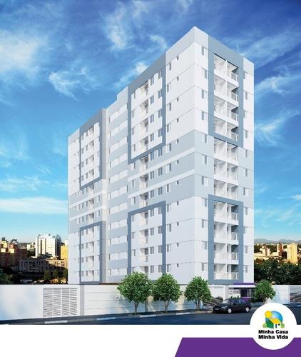 Super Lançamento Minha Casa Minha Vida No Ipiranga, Edificio Up 400, 2 Dormitorios Com Varanda, 51 M2 Lazer Completo E Portaria 24h - Ap00766 - 32531609