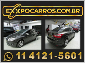 Ford Focus Sedan Powershift 1.6 Flex - Ano 2014 - Bonito