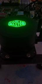 Bomba Cooler Master 120 Mm C/ Suport +brinde