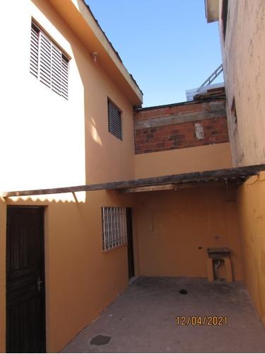 Sobrado Para Alugar No Cangaiba - 0752 - 32493350