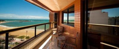 Murano Imobiliária Vende Flat Na Praia Da Costa, Vila Velha - Es. - 1128