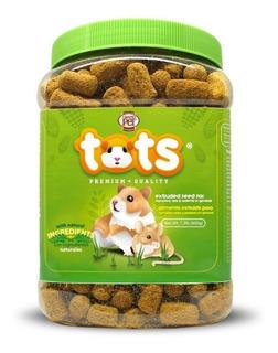 Alimento Para Hamsters Y Roedores Grand Pet Tots De 600g