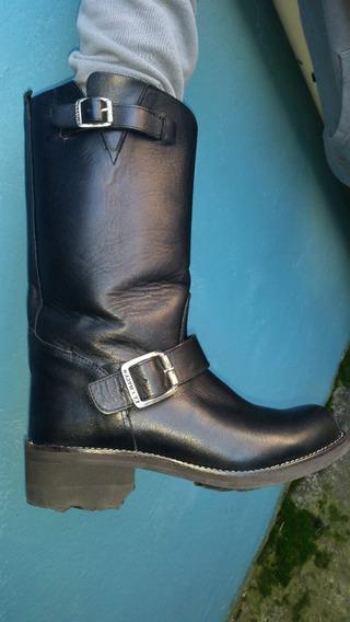 Bota Charro Jk Boots&shoes ((no Hago Envios))