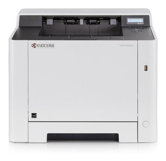 Impressora Kyocera Ecosys Laser Color 127v P5021 P5021cdn P5021