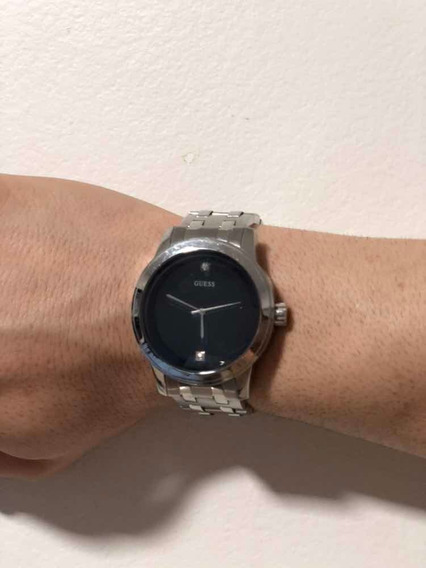 Silver Tone Stanless Watch Original