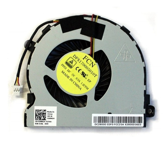 Cooler Dell Inspiron 15 5542 5543 5545 5447 5448 5547 5548