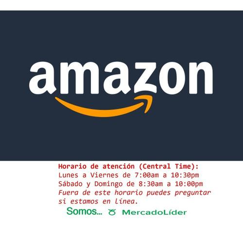 Tarjeta Digital Amazon 100 Pesos Entrega Inmediata