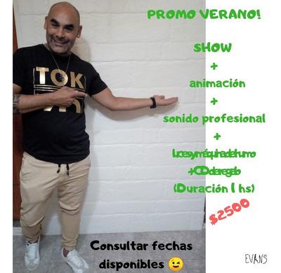 Show Y Animación!! Karaoke!!