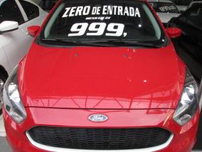 Ford Ka Flex Se Completo Zero De Entrada + 60 X 999,00 Fixas