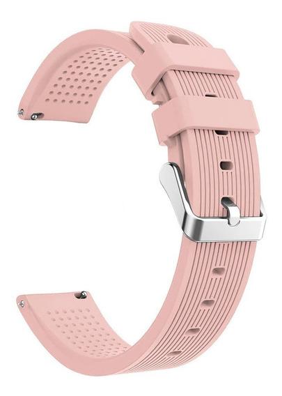 Pulseira Para Smartwatch Q9 Colmi Amazfit Bip Todos De 20mm