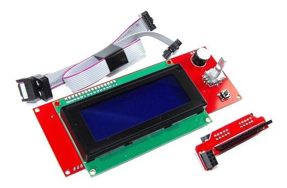 Display Lcd 20x4 Para Impressora 3d