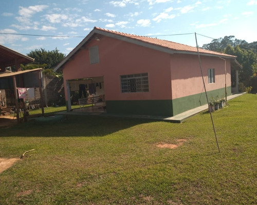Vendo Chácara Rústica - Ch00062 - 69035523