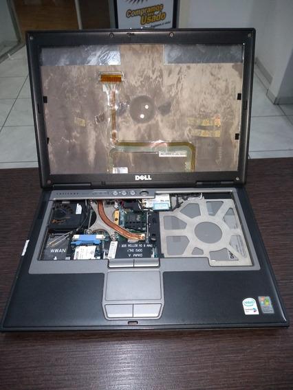 Caraça Completa Notebook Dell Latitude D620