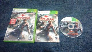 Dead Island Completo Para Xbox 360,excelente Titulo