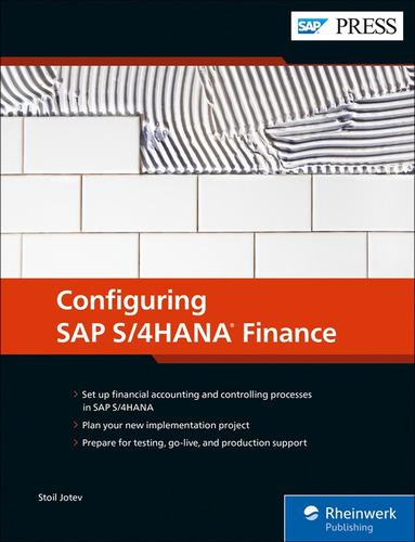 Libro Configuring Sap S/4hana Finance