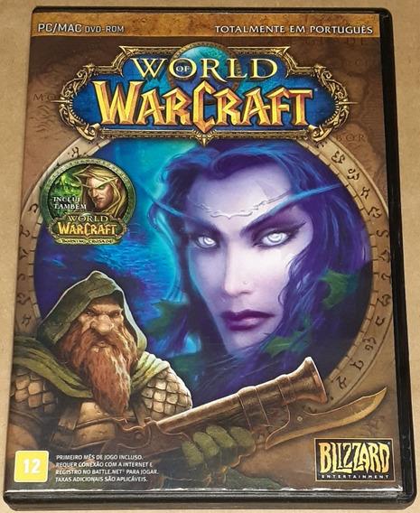 World Of Warcraft - Para Pc - Original Completo Raridade