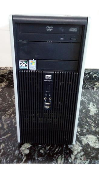 Cpu Hp Microtawer Dc5750 Amd Athlon 2.10ghz 3gb 80gb