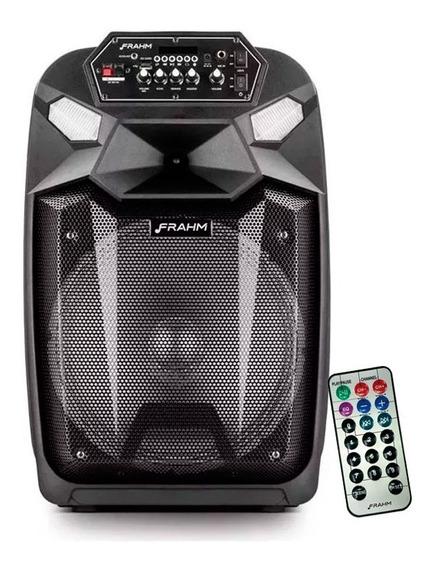 Caixa Amplificada Multiuso Frahm Cm 650 Bt 350w Karaoke