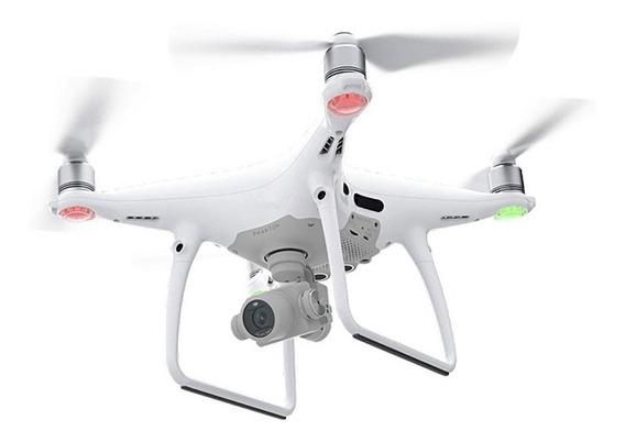 Drone Dji Phantom 4 Advanced 4k + 1 Bat. Extra Original Dji