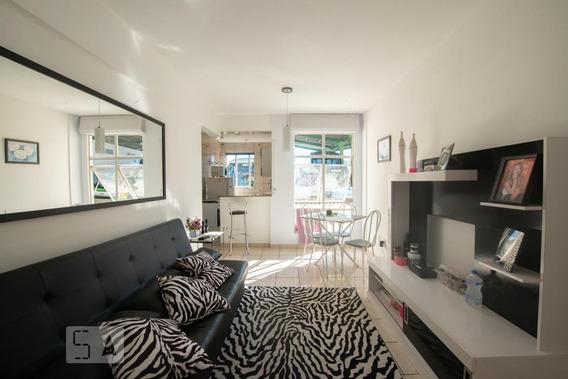 Apartamento Para Aluguel - Capoeiras, 1 Quarto, 47 - 893113797