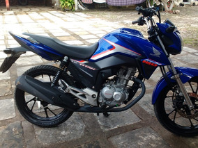 Honda Cg Titan 160cc 2018