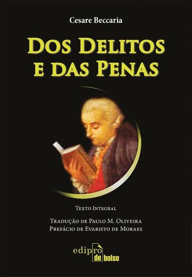 Dos Delitos E Das Penas - 2ª Ed. 2015