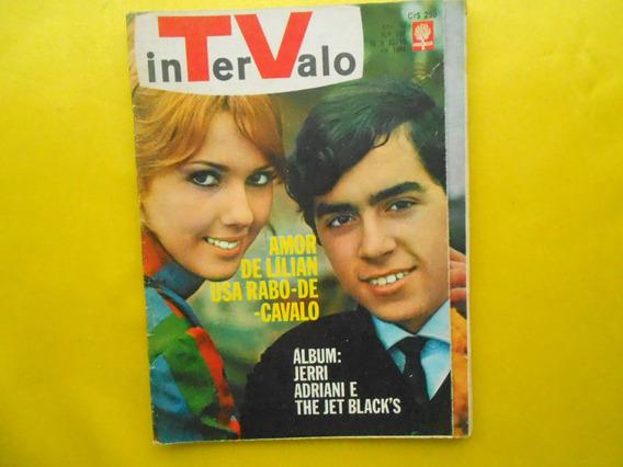 Revista Intervalo Ano Iv Nº197- 18 A 22/10 De 1966