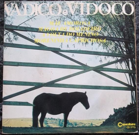 Compacto Vadico E Vidoco (mágoa De Boiadeiro) Novissimo