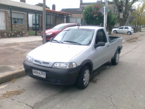 Fiat Strada Working Impecable Año 2005
