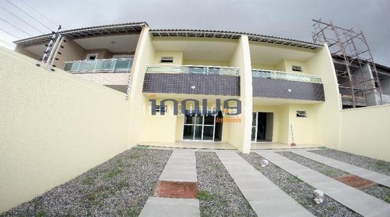 Casa Residencial À Venda, Mondubim, Fortaleza. - Ca0196