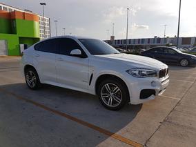 Bmw X6 35 M Sport Ta 3.0lts 2015 Blanca