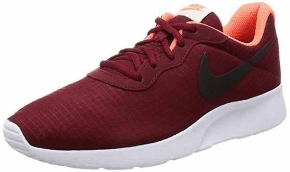 Tenis Nike Tanjun Running Sneaker Vino 8 Us