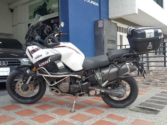 Yamaha Supertenere 12000ze
