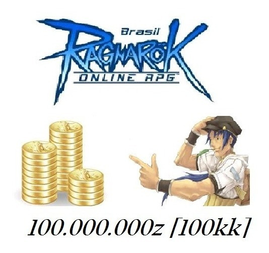 Zenys Ragnarok Bro @thor - 100kk!