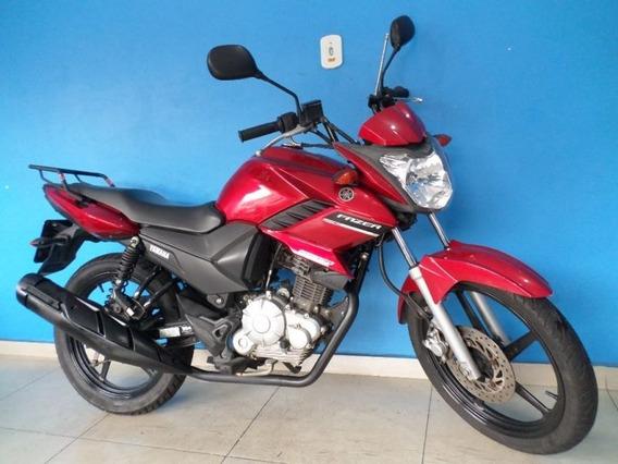 Yamaha Fazer 150 Ed 2014 Vermelha