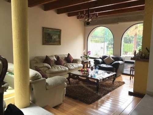 Vendo Casa Frente A Parque $9,495,000 En Coyoacan