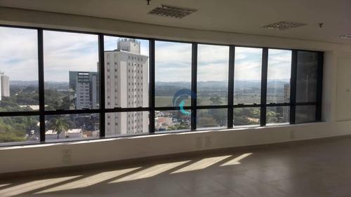 Sala Para Alugar, 95 M² - Centro - São José Dos Campos/sp - Sa0258