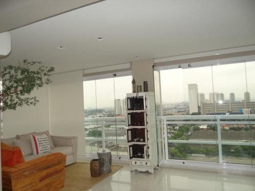 Apartamento À Venda 210m² - Vila Leopoldina - Mi124260