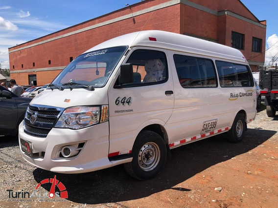 Micro Bus Foton View 17 Puestos 2015 2.8 Diesel