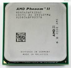 Amd Phenom Ii X2 545 3,0 Ghz 7 Megas Cache Oem Com Garantia