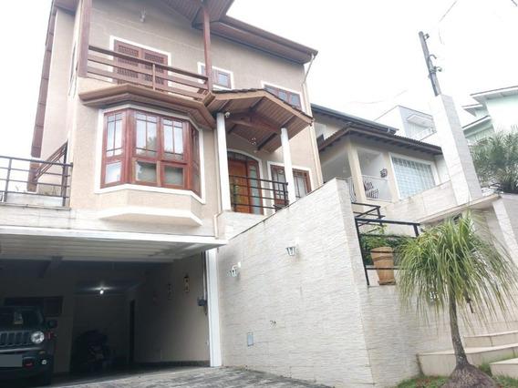 Casa Com 3 Dormitórios À Venda, 280 M² - Cidade Parquelandia - Mogi Das Cruzes/sp - Ca2438