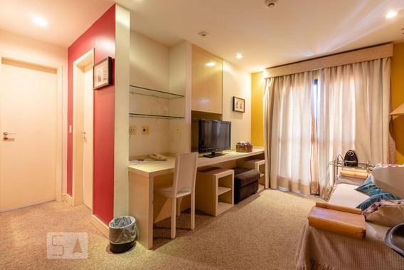 Apartamento Para Aluguel - Moema, 1 Quarto, 37 - 893074781