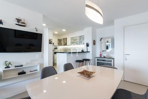 Excelente Apartamento En Edificio Arenas Del Mar Ii- Ref: 220