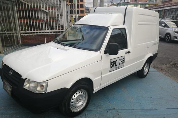 Fiat Fiorino Para Reparto 2007