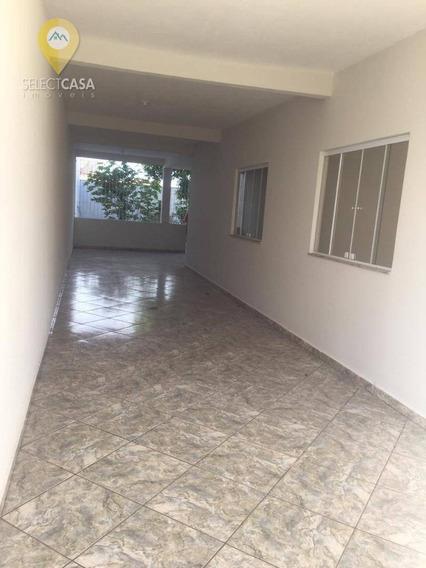 Excelente Casa Em Planície Da Serra 3 Quartos - Ca0132